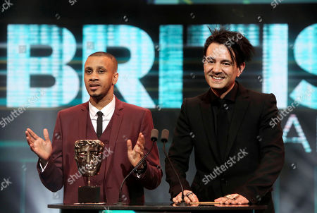 Editorial picture of BAFTA Games Awards, Ceremony, London, UK - 04 Apr 2019