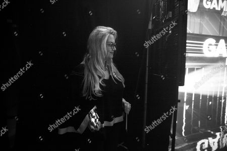 Editorial image of BAFTA Games Awards, Backstage, London, UK - 04 Apr 2019