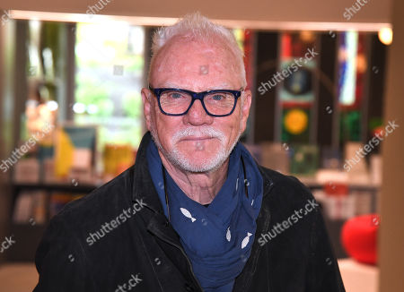 Stock Photo of Malcolm McDowell
