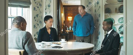 David Alan Grier as Marty, Sanaa Lathan as Trudy Thomas, Bill Camp as Henry Dalton and Ashton Sanders as Bigger Thomas
