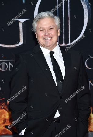 """Conleth Hill attends HBO's """"Game of Thrones"""" final season premiere at Radio City Music Hall, in New York"""