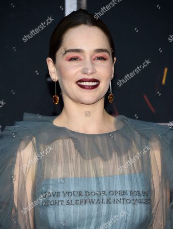 """Editorial image of NY Premiere of """"Game of Thrones"""" Final Season, New York, USA - 03 Apr 2019"""