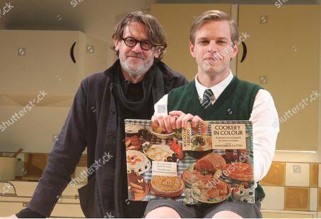 Giles Cooper as Nigel and Nigel Slater