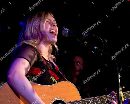 Editorial picture of Olivia Rose in concert at Horseshoe Tavern, Toronto, Canada - 02 Apr 2019