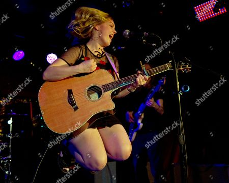 Stock Image of Olivia Rose