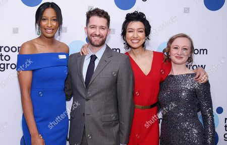 Editorial photo of 'Room to Grow' Spring Benefit Gala, Arrivals, New York, USA - 04 Apr 2019