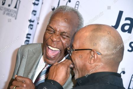 Danny Glover and Allen Warren