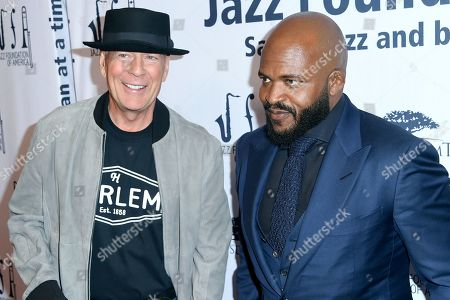 Editorial photo of The Jazz Foundation of America's 17th Annual 'A Great Night In Harlem' Gala Concert, Arrivals, The Apollo Theater, New York, USA - 04 Apr 2019