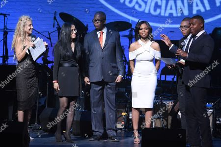 Editorial image of The Jazz Foundation of America's 17th Annual 'A Great Night In Harlem' Gala Concert, Inside, The Apollo Theater, New York, USA - 04 Apr 2019