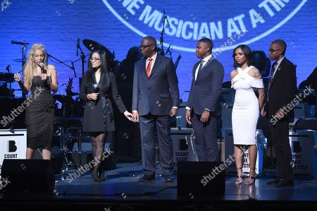 Editorial picture of The Jazz Foundation of America's 17th Annual 'A Great Night In Harlem' Gala Concert, Inside, The Apollo Theater, New York, USA - 04 Apr 2019