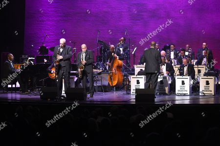 Stock Photo of Count Basie Orchestra