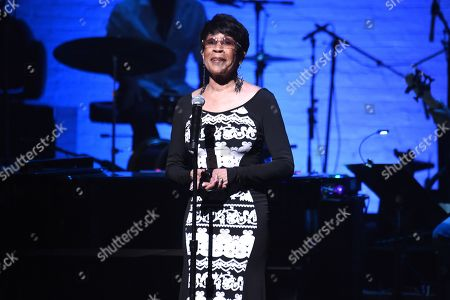 Stock Picture of Bettye Lavette