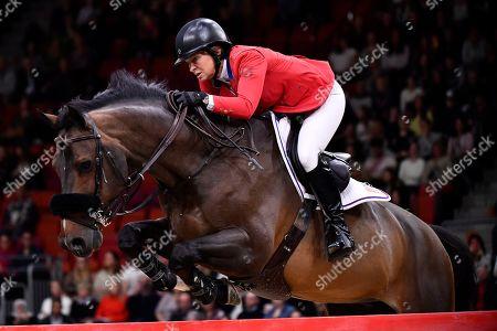 Editorial photo of GOTHENBURG HORSE SHOW 2019, Sweden - 04 Apr 2019