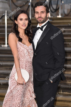 Lucy Watson and James Dunmore