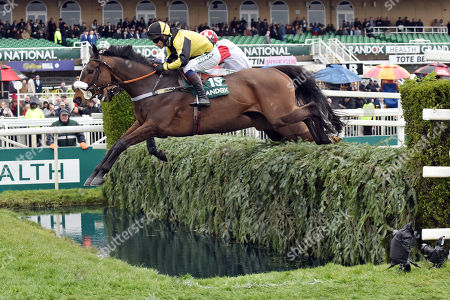 Editorial picture of Horse Racing - 04 Apr 2019