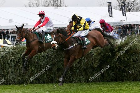 Editorial image of 04/04/2019., Grand National 2019, Horse Racing - 04 Apr 2019