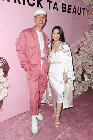 Patrick Ta and Arden Cho