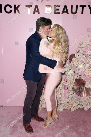 Stock Photo of Slade Smiley and Gretchen Rossi