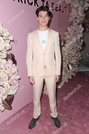 Editorial picture of Patrick Ta Beauty Launch Party, Arrivals, Goya Studios, Los Angeles, USA - 04 Apr 2019