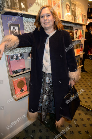 Editorial image of Nicky Haslam 'The Impatient Pen' book launch, Hatchards, London, UK - 04 Apr 2019