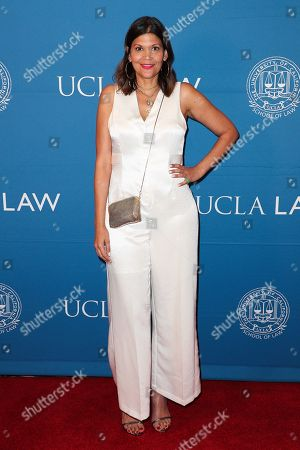 Editorial image of UCLA Black Law: 50th Anniversary Solidarity Gala, Arrivals, The Beverly Hills Hotel, Los Angeles, USA - 4 Apr 2019