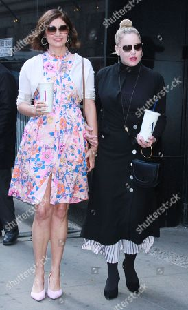 Stock Image of Abbie Cornish and Jacqueline King