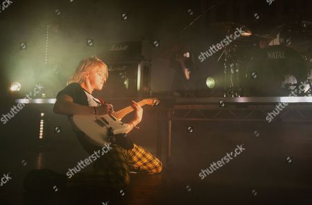 Editorial image of The Hunna in concert at O2 Academy, Newcastle, UK - 04 Apr 2019