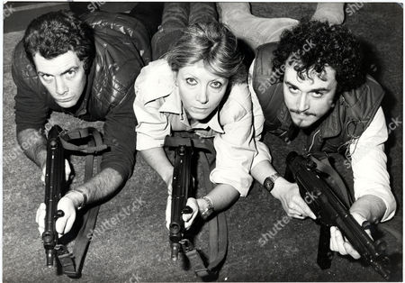 Film Who Dares Wins (1982) Starring Lewis Collins Ingrid Pitt And Mark Ryan. . Rexmailpix.