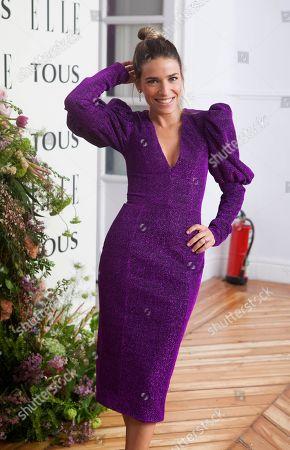 Editorial photo of Emma Roberts new Tous jewellery ambassador, Madrid, Spain - 03 Apr 2019