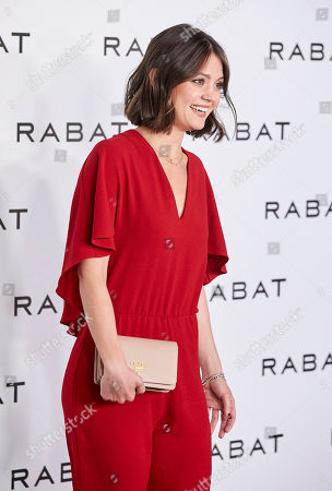 Editorial picture of RABAT 70s collection launch, Madrid, Spain - 03 Apr 2019