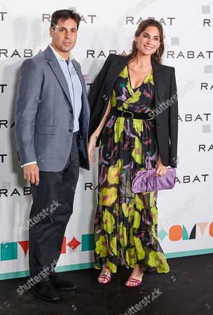 Spanish bullfighter Francisco Rivera and wife Lourdes Montes