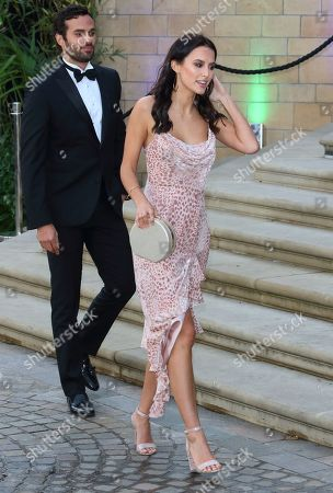 James Dunmore and Lucy Watson