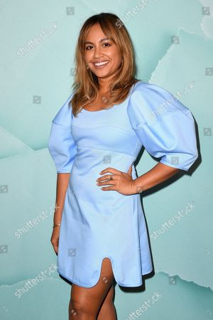 Jessica Mauboy arrives at the official opening of the Tiffany & Co. flagship store in Sydney, Australia, 04 April 2019 (issued 05 April 2019).