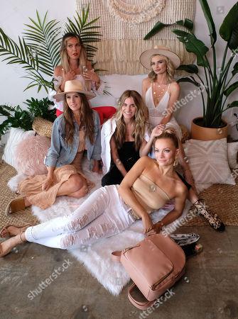 Jasmine Dustin, Eva Catherine, Rachel McCord, Anais Tori, Caitlin OConnor