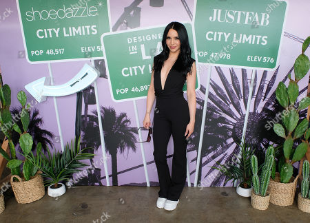 Editorial picture of 'JustFab and Shoedazzle Present - The Desert Oasis', Los Angeles, California, USA - 04 Apr 2019