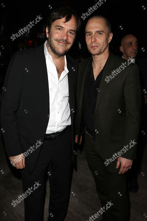 Marcelo Zarvos (Composer) and Sam Rockwell