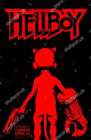Hellboy (2019) Poster Art