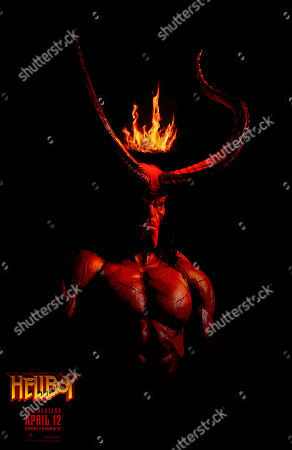 Editorial picture of 'Hellboy' Film - 2019