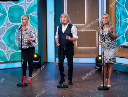 The Fizz - Cheryl Baker, Mike Nolan and Jay Aston