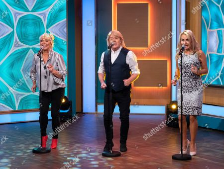 The Fizz - Cheryl Baker, Mike Nolan and Jay Aston