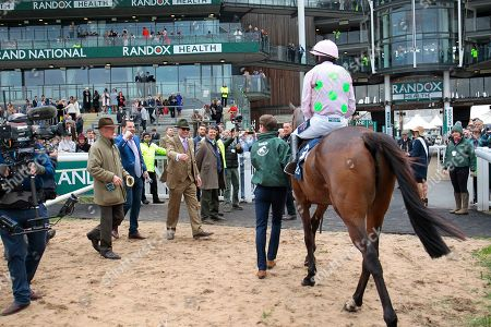 Editorial picture of Horse Racing - 05 Apr 2019