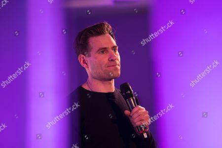 Stock Photo of Simon Brodkin