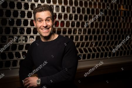 Editorial picture of 'Jokes for Jake' comedy event at Elstree Studios, London, UK - 31 Mar 2019
