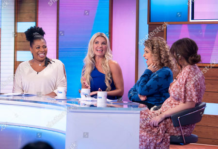 Editorial picture of 'Loose Women' TV show, London, UK - 05 Apr 2019