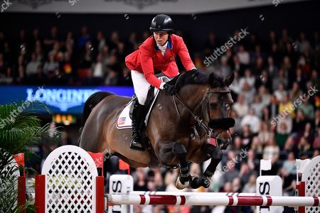 Editorial picture of 2019 Gothenburg Horse Show, Sweden - 05 Apr 2019
