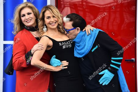 Editorial picture of 'Grande Fratello' TV show photocall, Rome, Italy - 05 Apr 2019