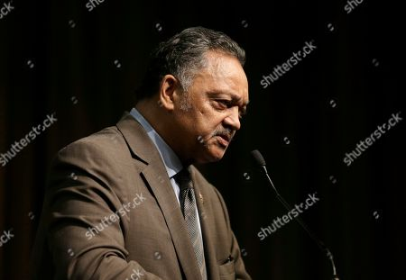 Rev. Jesse Jackson speaks during the National Action Network Convention in New York
