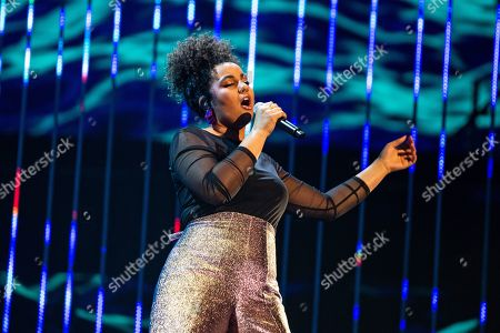 Editorial photo of 'The Voice UK' TV Show, Series 3, Episode 14, London, UK - 06 Apr 2019