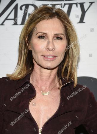 Stock Photo of Journalist Carole Radziwill attends Variety's Power of Women: New York presented by Lifetime at Cipriani 42nd Street, in New York