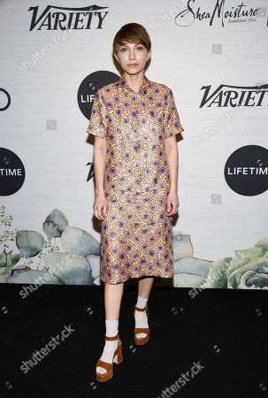 Tavi Gevinson attends Variety's Power of Women: New York presented by Lifetime at Cipriani 42nd Street, in New York